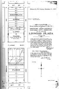 Linwood Plaza 1907
