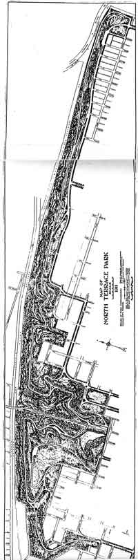 North Terrace Park 1911