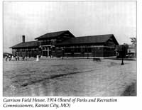 Garrison Square Field House