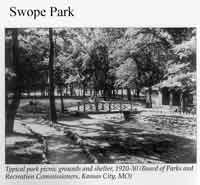 Swope Park Picnic Grounds