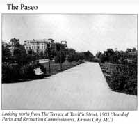 The Paseo Terrace