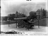 The Paseo Cannon